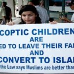 Coptic children