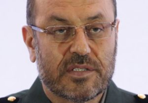 Iran's defense minister: 'Zionist conspiracy' to blame for Iraq, Syrian conflicts'