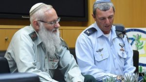 IDF chief okays appointment of controversial top rabbi