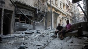 Russia: Mossad, other foreign agents killed in Aleppo strike