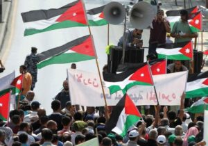 46% of Palestinians support two-state Jordanian-Palestinian confederation