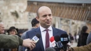 Bennett vows to pursue Ma'aleh Adumim annexation this month