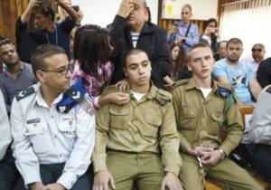 IDF court sentences Hebron shooter to 18-month prison term