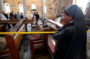 36 ISIS suspects sentenced to death for Egypt church bombings