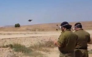 Israeli drones down more than 350 Hamas incendiary kites and balloons