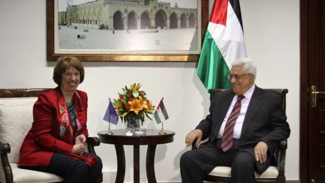 EU accuses Palestinians of wasting €2 billion in aid