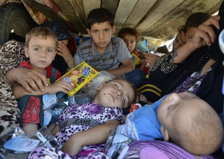 Iraqi Christians determined to control their future after fleeing ISIS