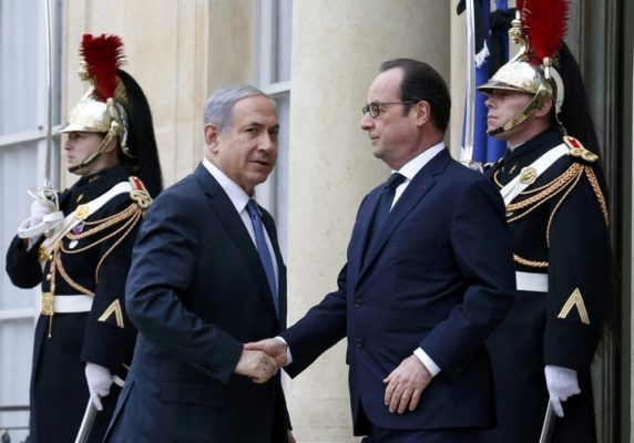 French envoy: Crisis has 'nothing to do with Israel and the Palestinians'