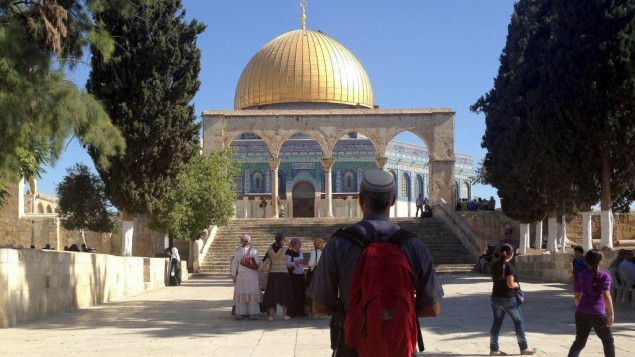 Israel, Jordan said discussing opening Dome of the Rock to non-Muslims