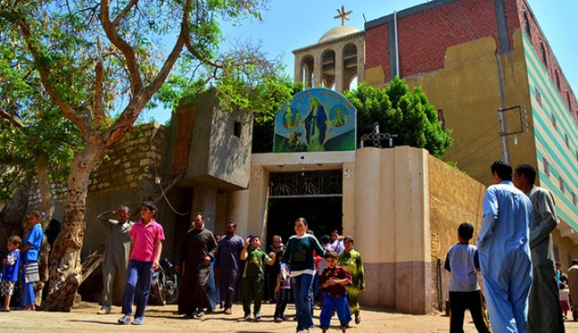 Bombings, terrorist threats don't keep Copts away from Egyptian churches