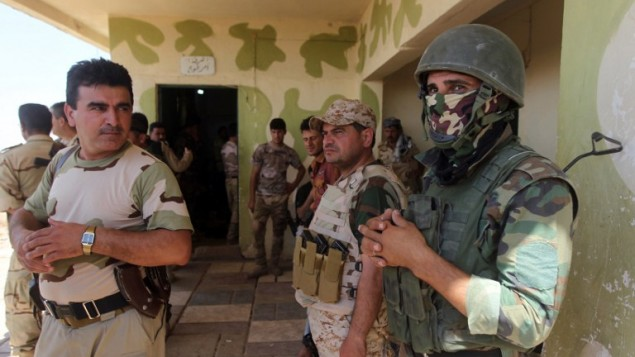 Islamic State likely used mustard gas on Kurds, US says