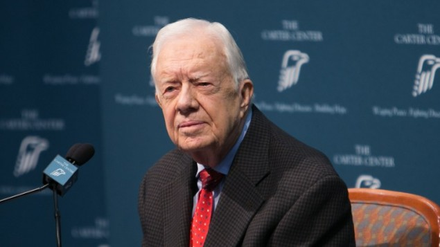 Jimmy Carter to Obama: Recognize State of Palestine