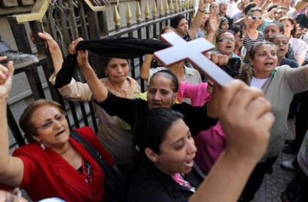 Egyptian Christians fear backlash from Trump's anti-Muslim policies