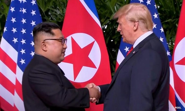 North Koreans 'betrayed' by human rights omission in Trump-Kim agreement