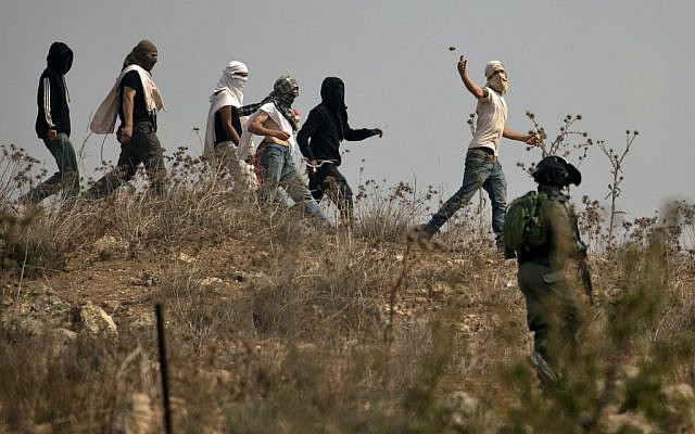 Israel steps up counter-terrorism operations in Judea and Samaria